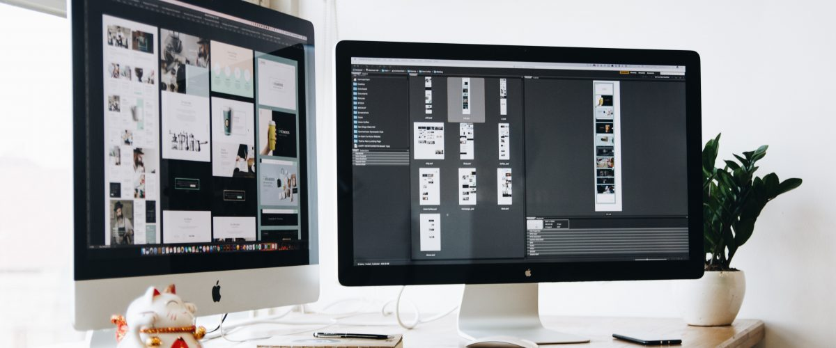 Monitors with design applications