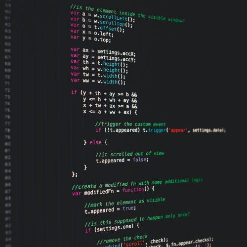 code-verticaal