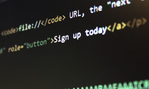 code sign up